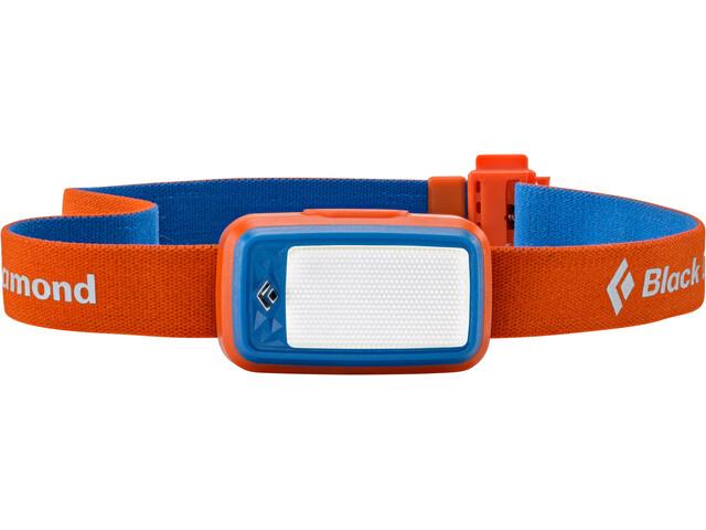 Black Diamond Wiz - Lampe frontale Enfant - orange/bleu